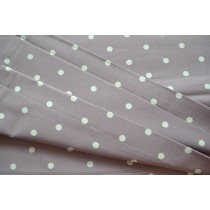 Dotty mauve sling (Fabric sling only)